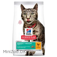 SP Feline Adult Perfect Weight 2,5 kg