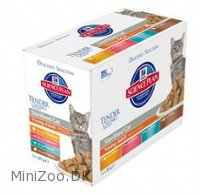 SP Feline Young Adult Sterilised Cat pouch Multipack 12 x 85 g