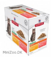 Science Plan Feline Perfect Weight Multipack 12 x 85 g pouch