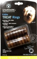 Starmark Edible treat rings chicken