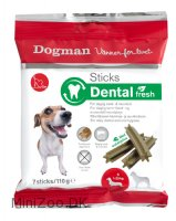 Sticks Dental Fresh 7-p 110 gram