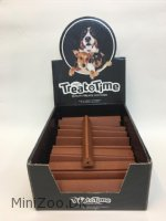 Treattime Dental Sticks 17 cm med Laks
