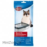 Trixie Kattebakke poser (Medium) 10 stk