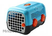 United Pets A.U.T.O transportbur, lightblue