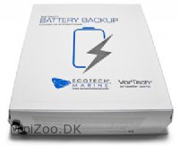Vortech Batteri backup