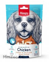 Wanpy chicken calcium bone 100 g
