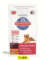 Canine Adult Advanced Fitness Large Breed Chicken 12 kg