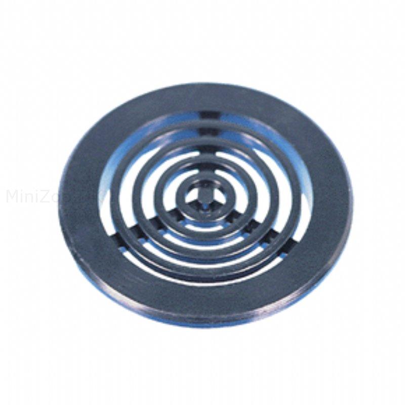 Af modish AquaMedic rund rist Ø 40 mm (sort), 2 på lager, køb nu kun 29,00 SZ79