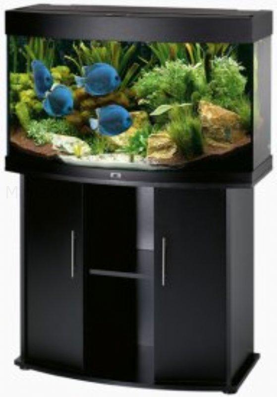 juwel vision 180 sort aquarium inkl kabinet k b nu kun dkk. Black Bedroom Furniture Sets. Home Design Ideas
