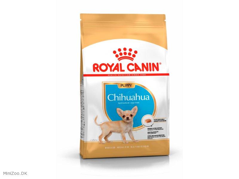 royal canin chihuahua 30 junior 1 5 kg 12 p lager k b nu kun 169 00 dkk. Black Bedroom Furniture Sets. Home Design Ideas