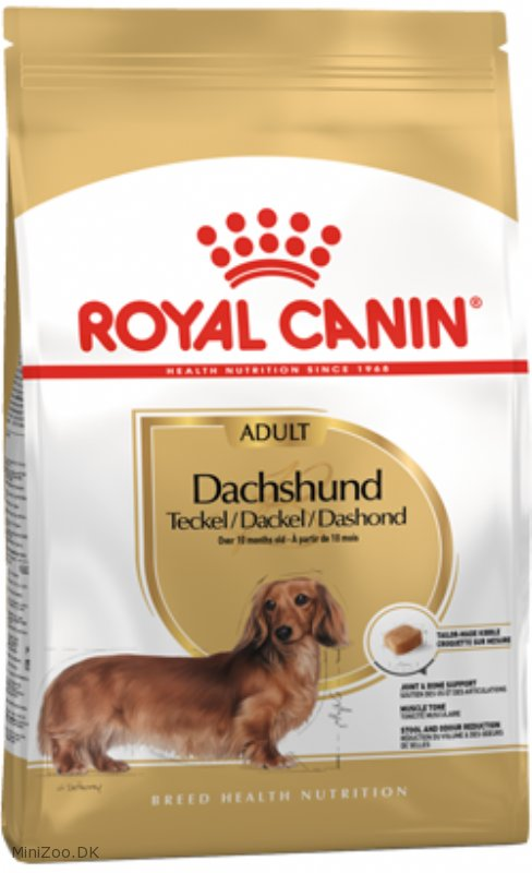 royal canin dachshund gravhund 28 adult 1 5 kg k b nu kun 159 00 dkk. Black Bedroom Furniture Sets. Home Design Ideas