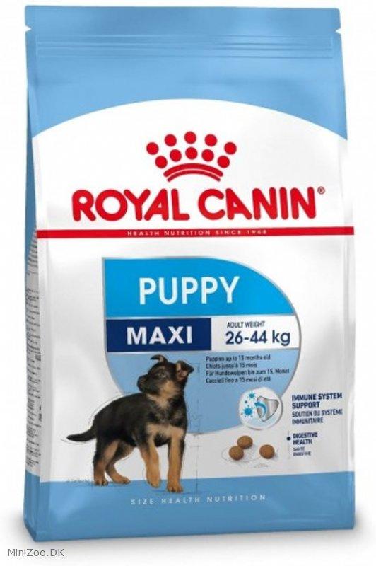 royal canin maxi junior 32 10 kg k b nu kun 569 00 dkk. Black Bedroom Furniture Sets. Home Design Ideas