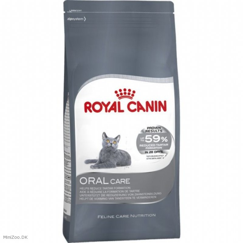 royal canin oral care 30 8 kg k b nu kun 669 00 dkk. Black Bedroom Furniture Sets. Home Design Ideas
