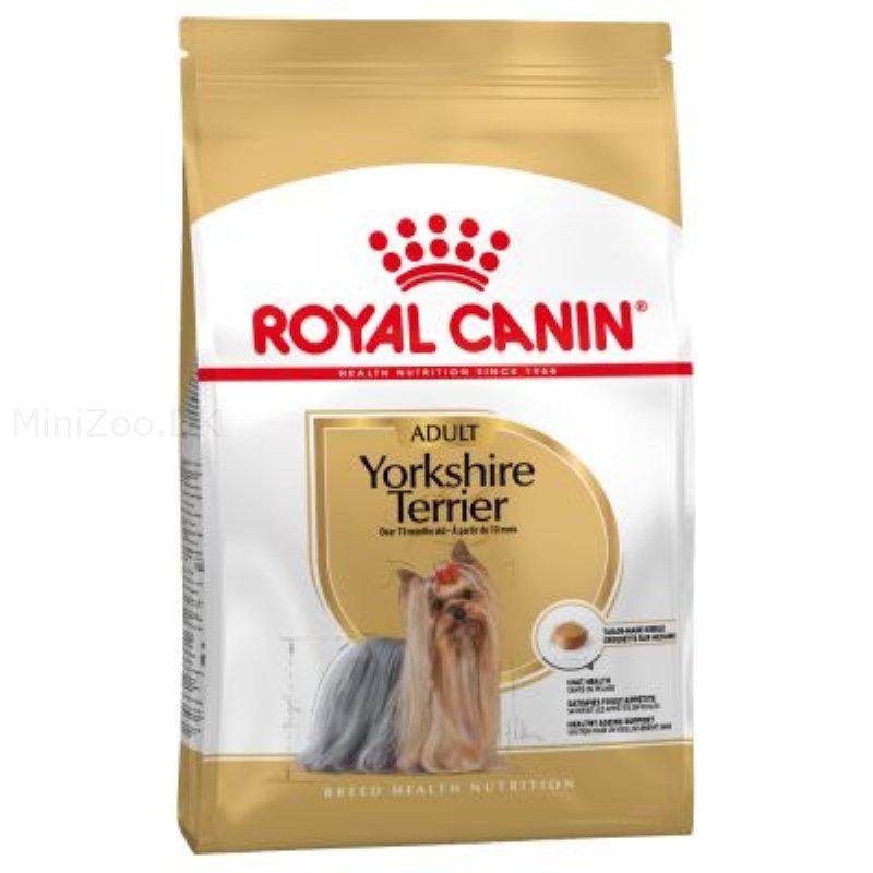 royal canin yorkshire terrier 28 adult 7 5 kg 1 p lager k b nu kun 479 00 dkk. Black Bedroom Furniture Sets. Home Design Ideas