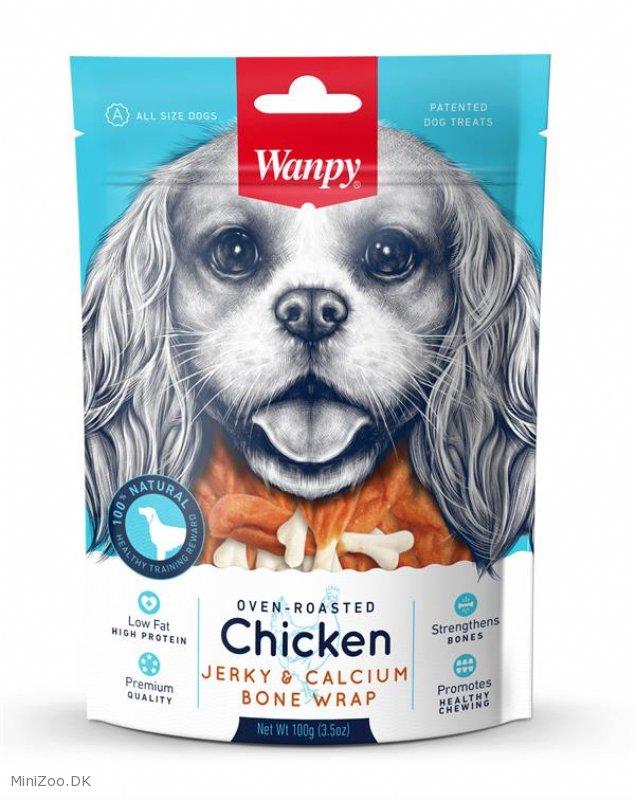 Wanpy chicken calcium bone 100 g